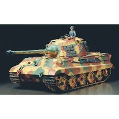 TAMIYA 56018 1/16 R/C KING TIGER w/Option Kit