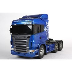 TAMIYA 56327 1/14 Scania R620 (Pre-Painted Blue)