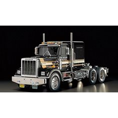 TAMIYA 56336 1/14 King Hauler  (Pre-Painted Black)