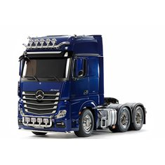 TAMIYA 56354 1/14 Mercedes-Benz Actros 3363 ( Pre-P.Pearl Blue) 443207