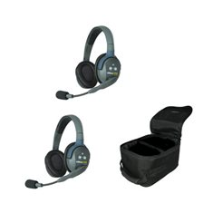 EARTEC ULTRALITE 2 DOUBLE EAR HEADSET HD