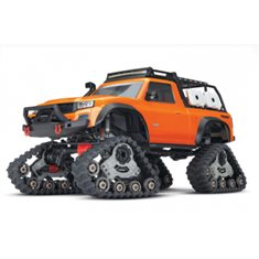 Traxxas TRX-4 TRAXX Crawler RTR Orange