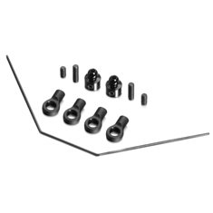 XRAY 323400 XB2 ANTI-ROLL BAR REAR 1.0MM SET