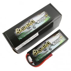 GENS ACE BATTERY LIPO 3S 11.1V-4000-50C(DEANS) 139X46X25MM 280G