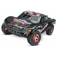 Traxxas Slash 2WD 1/10 RTR TQ Mike med Batteri & Laddare