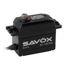 Savöx SC-1267SG Servo 21Kg 0,095s HV Coreless Black Edition