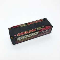 GENS ACE BATTERY LIPO 4S HV 15.2V-130C-6000 (5MM) 139X47X37MM 450G