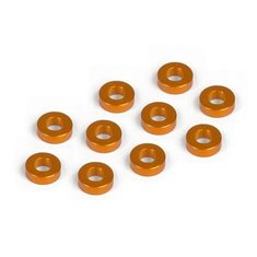 Shims set alum 3x6x2mm(10) Ora