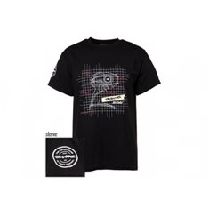 Traxxas T-shirt Black Traxxas-Take Control XL
