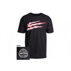 Traxxas T-shirt Black Traxxas-logo Slash S