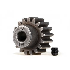 Traxxas 6490X Pinion Gear 17T 1.0M Pitch for 5mm shaft