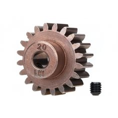 Traxxas 6494X Pinion Gear 20T 1.0M Pitch for 5mm shaft