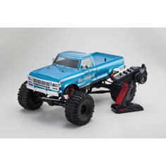 Kyosho MAD CRUSHER VE 1:8 4WD READYSET EP (KT231P-NEON8-R8 ESC)