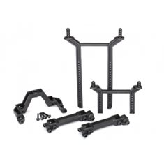Traxxas 8215 Body Mounts and Posts Front and Rear TRX-4
