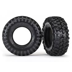 "Traxxas 8270 Tires Canyon Trail S1 1.9"" (2)"