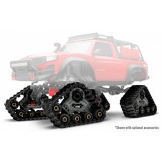 Traxxas 8880 TRAXX All Terrain Tracks Complete Set TRX-4
