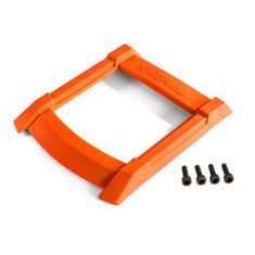 Traxxas 8917T Skid Plate Roof Orange Maxx