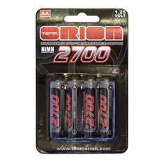 TEAM ORION 2700 AA CELL (4PCS)