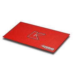 KYOSHO BIG K 2.0 PIT MAT - RED (61x122cm)