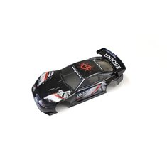 PRE-PAINTED 1:10 BODY SHELL TOYOTA SUPRA TYPE 1