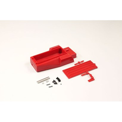 RECEIVER BOX SCORPION 2014 - RED