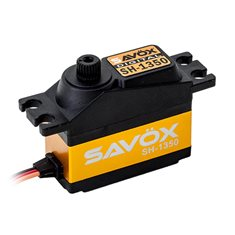 Savöx SH-1350 Servo 4,6Kg 0,11s Alu Coreless Mini