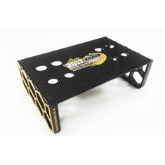 CAR STAND ONROAD BUGGY BLACK GOLD LIMITED EDITION WC