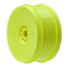 1:8 BUGGY AKA EVO RIMS (4) YELLOW